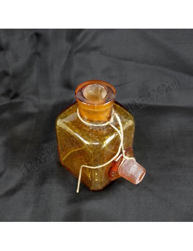 Fiole 125 ml ambre