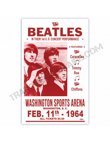 Affiche The Beatles (Sports...