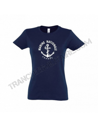 T-shirt Marine Nationale...