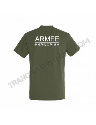 "T-shirt impression ""Armée..."