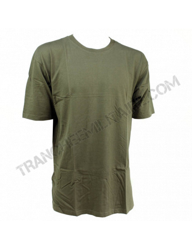 T-shirt maille jersey