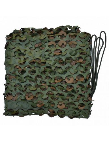 Filet de camouflage Forêt...