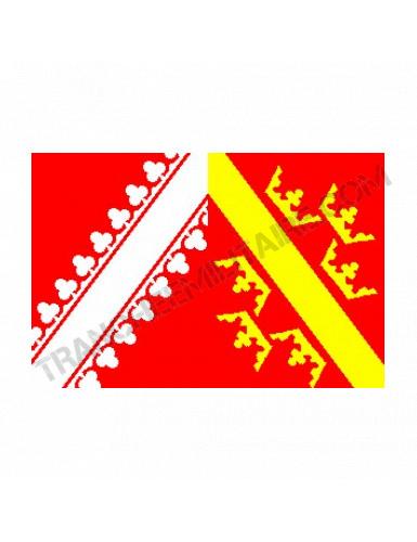 Drapeau Alsace (190*50 cm)
