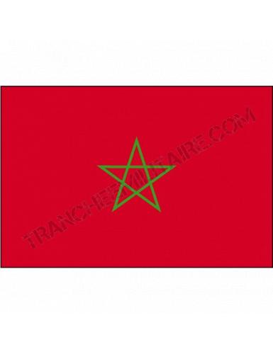 Drapeau Maroc (150*90 cm)