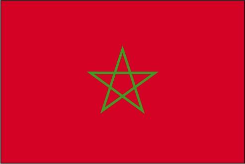 le-maroc-drapeau