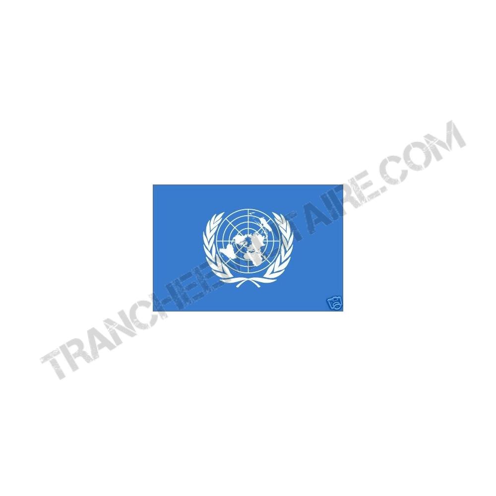 Drapeau ONU (150*90 cm)