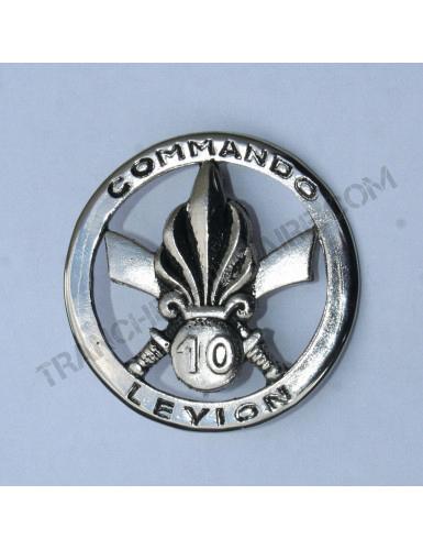 Insigne de béret Commando « LEYION » du 2e B.E.P