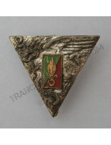 Insigne 2ème Bataillon Etranger de Parachutistes Indochine 1948-1954