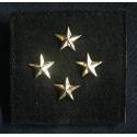 Galon de combat Général Corps d'Armée 4 étoiles Armée française
