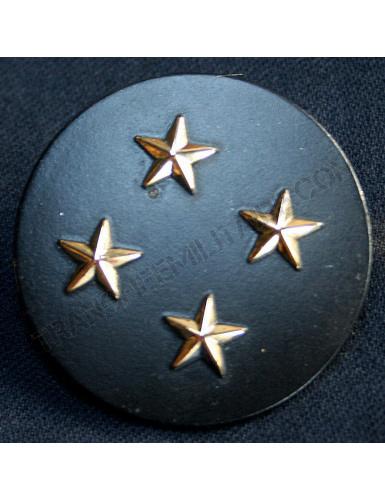 Insigne béret Général Corps d'Armée 4 étoiles Armée française
