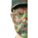 "Pochette ""avec"" 3 tubes camouflage TOE PRO CE"