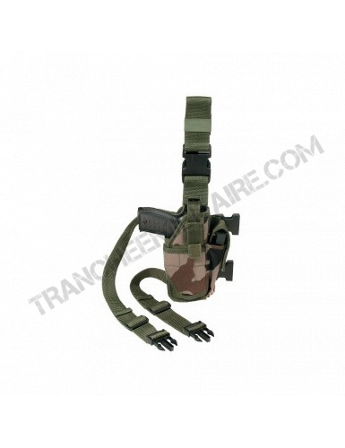 Holster mod one Ripstop® TOE PRO camouflage CE droitier