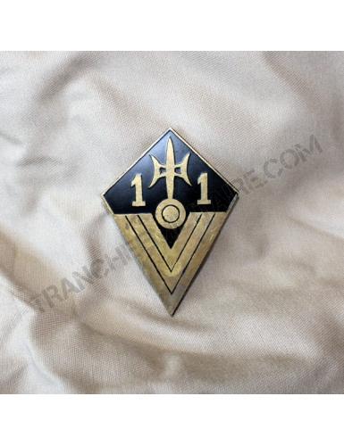 Galon épaule 1er Rég. de la Garde du Vietnam Sud