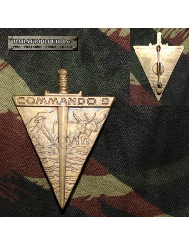 Insigne Commando 9