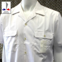 Chemisette blanche Marine Nationale