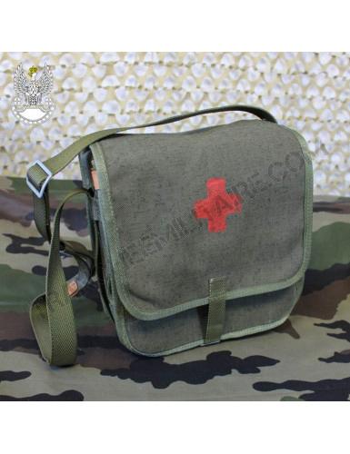 Musette infirmier Armée polonaise