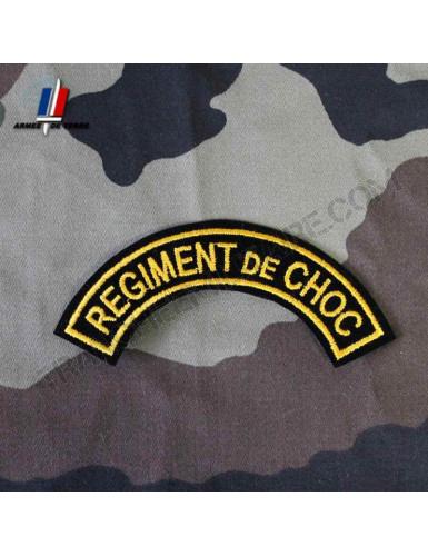 Badge Régiment de Choc