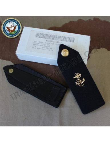 Fourreaux d'épaule US Navy