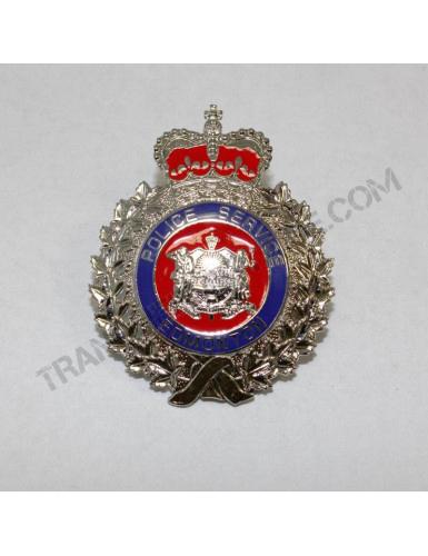 Plaque police Edmonton