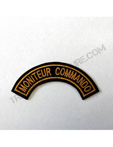 Moniteur Commando