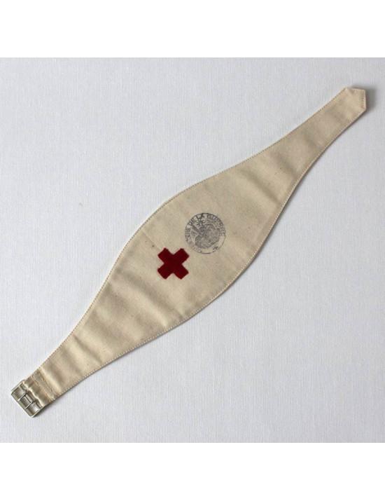 Brassard Croix Rouge Armée française