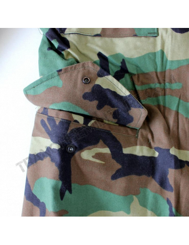 Parka M65 Woodland US Army (originale)