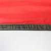Panneau de marquage rouge
