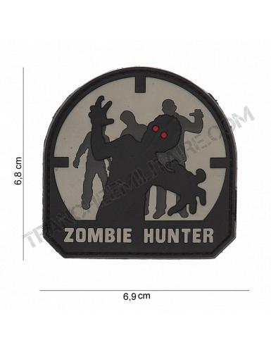 Badge Chasseur de Zombie SWAT