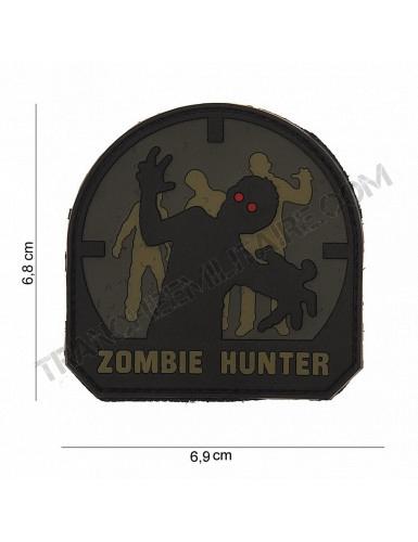 Badge Chasseur de Zombie ACU-A