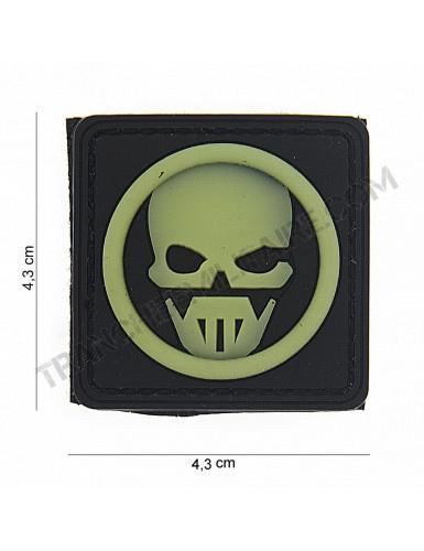 Badge 3D Ghost