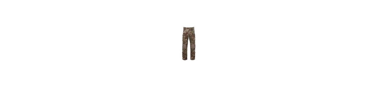 Découvrez notre sélection de pantalons, treillis et shorts pour l'airsoft